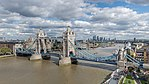 Tower Bridge from London City Hall 2015.jpg