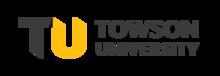 Towson University logo horiz 2019.png