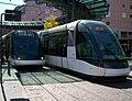 TramStrasbourg lineD HommedeFer.JPG