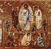 Transfiguration of Christ Icon Sinai 12th century.jpg