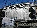 Transformator im Umspannwerk Bisamberg.jpg
