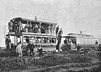 Tranvia electrico lafloresta 1898.jpg