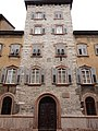 Trento-Conci tower house-south.jpg