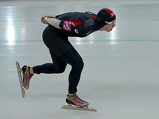 Trevor Marsicano American speed skater