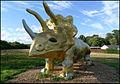 Triceratops, Milton Keynes. - geograph.org.uk - 1453726.jpg
