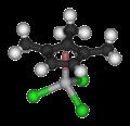 Trichloro(1,2,3-trimethylcyclopentadienyl)titanium(IV)-from-xtal-3D-balls.png