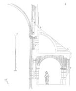 Triforium.eglise.Saint.Germer