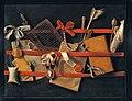 Tromp-l'oeil Still-Life 1664 Hoogstraeten.jpg