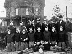 Troy Trojans football - 1909 Troy University football team