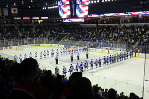UMass Lowell River Hawks - Men's Hockey at the Tsongas Center at UMass Lowell
