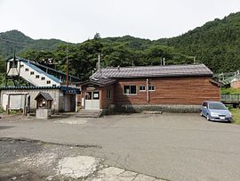 Tsuchitaru Station 201106.jpg