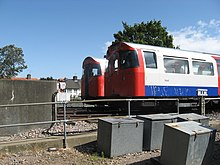 Tube trains in depot - geograph.org.uk - 1520943.jpg