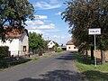 Tuklaty, silnice od Úval.jpg