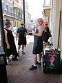Tumblers at Pride 2010 cart Poodles.JPG