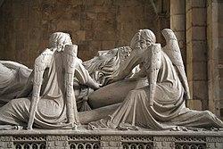 definition of mourner