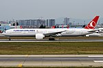 Turkish Airlines, TC-LJH, Boeing 777-3F2 ER (39923036302) (2).jpg