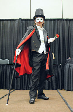 Tuxedo Mask — Wikipédia