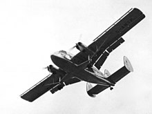 Twin Pioneer Prototype at Farnborough 1954.jpg