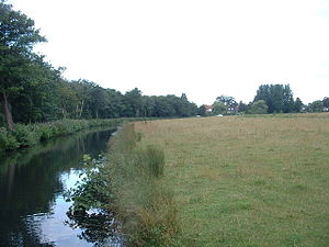 North Walsham & Dilham Canal - Tyler's Cut at Dilham