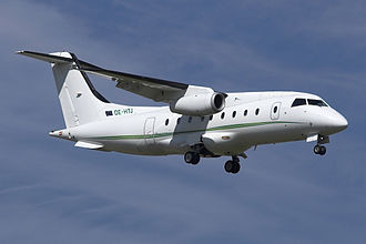 Fairchild Dornier 328JET - Tyrolean Jet Services 328JET
