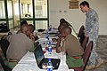 U.S. Army Africa NCOs mentor staff operations in Botswana - March 2010 (4461727349).jpg