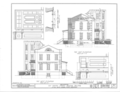 U.S. Arsenal Building, City Park, Little Rock, Pulaski County, AR HABS ARK,60-LIRO,3- (sheet 9 of 12).png