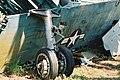 U2 Wreckage Apr 2002.jpg