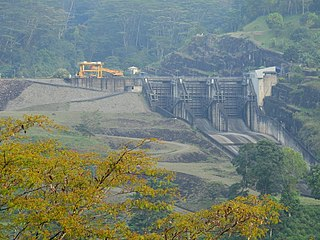 Kotmale Dam Dam in Kotmale