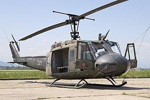 Macedonian Air Force - UH-1H