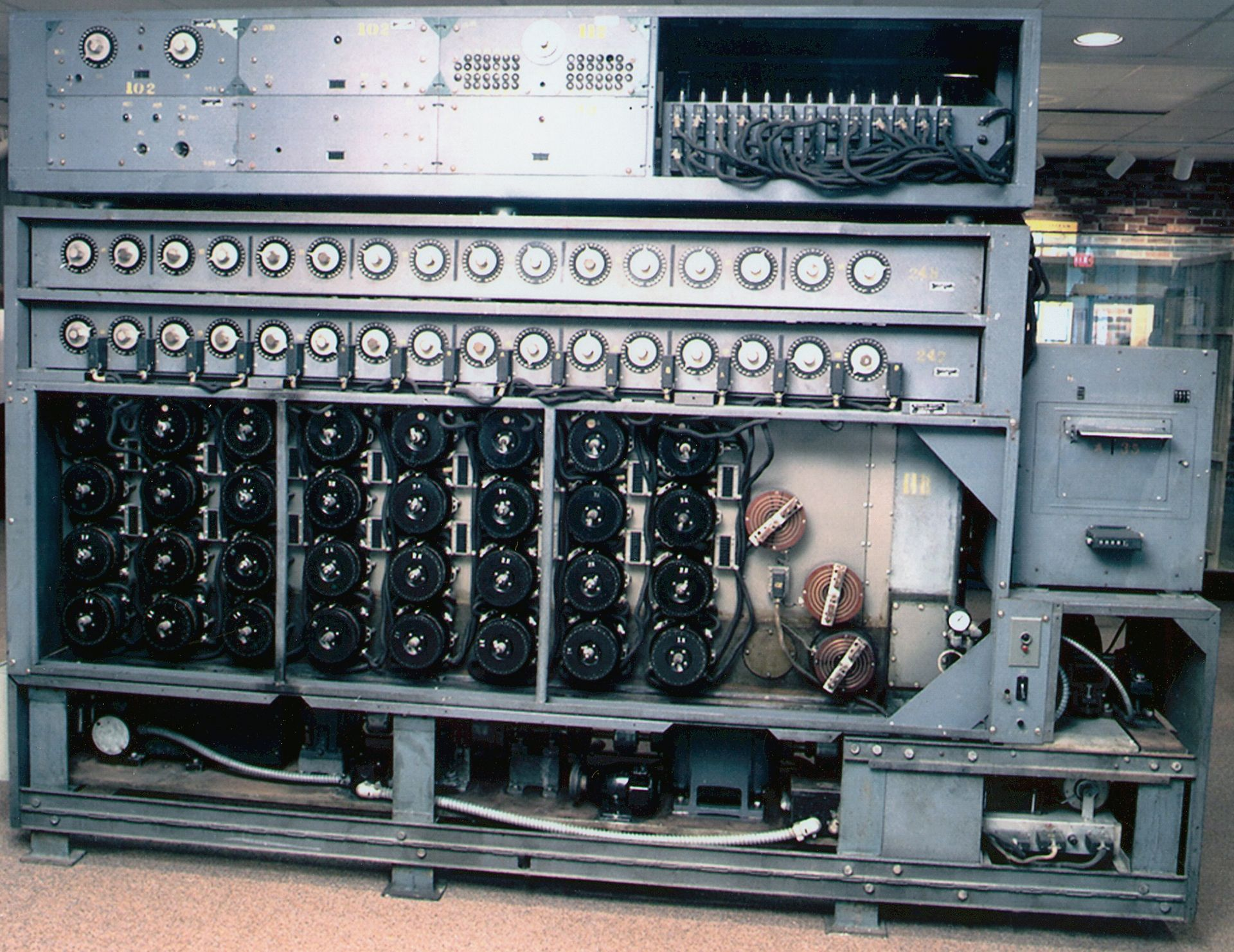 computing machine