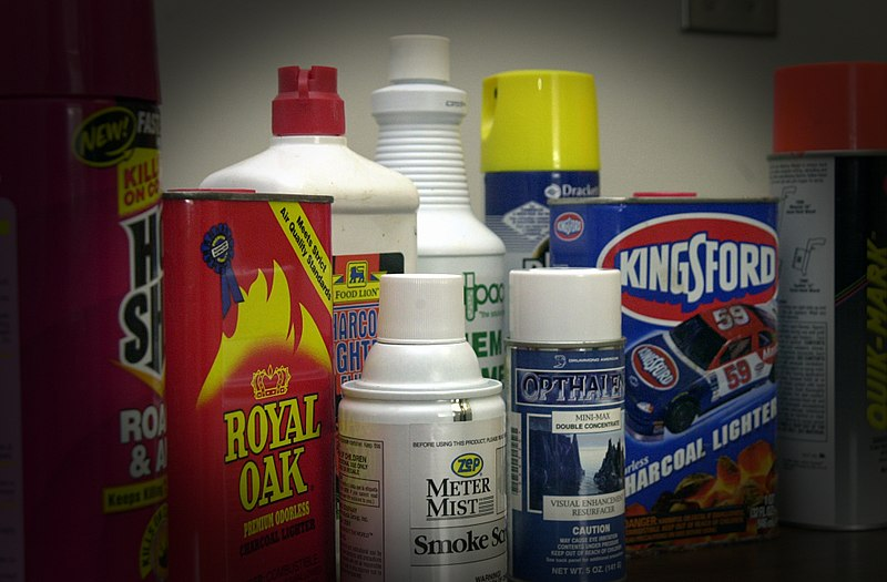 Using Hand Cleaner To Renew Car Paint