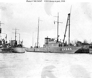 USS <i>Edorea</i> (SP-549)