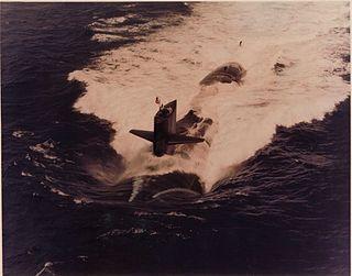 USS <i>Finback</i> (SSN-670) Sturgeon class submarine