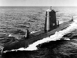 USS <i>Pickerel</i> (SS-524) Tench-class submarine
