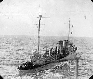 USS Tarbell (DD-142)
