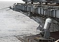 US Navy 040131-N-1082Z-001 An Close-in Weapons System (CIWS) is being fired for training aboard the nuclear powered aircraft carrier USS George Washington (CVN 73).jpg