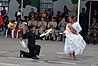 "Children dancing ""Marinera"""