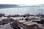 US ships at Subic Bay in 1981.JPEG