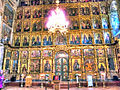 Uglich Cathedral of the Ressurection Iconostasis.jpg