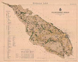 Ulleråker Hundred - Ulleråker 1861