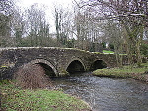 River Marron - River Marron at Ullock Bridge