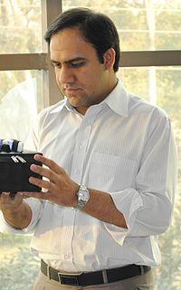Umar Saif Pakistani computer scientist and entrepreneur