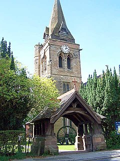 Underwood Church and Lychgate - geograph.org.uk - 46247.jpg