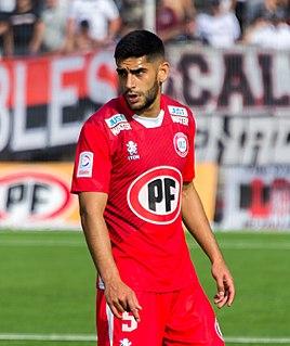 Matías Laba Argentine footballer