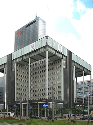 Unilever - Image: Unilever Head Office Building Rotterdam