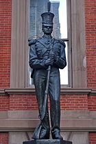 Union Club Philly Statue 2