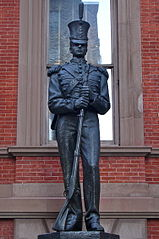 Washington Grays Monument
