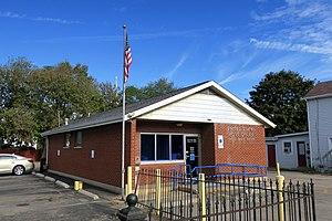 Ross, Ohio - Post Office in Ross