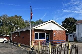 Ross, Ohio - US Post Office in Ross
