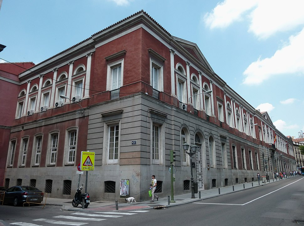Universidad Central e Instituto Cardenal Cisneros (Madrid) 01